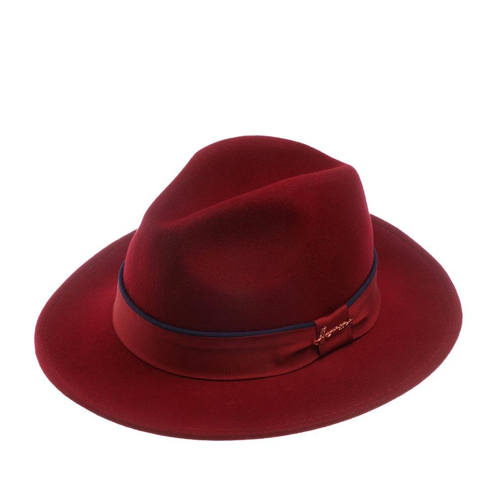 Шляпа федора HERMAN MAC ROSS фото