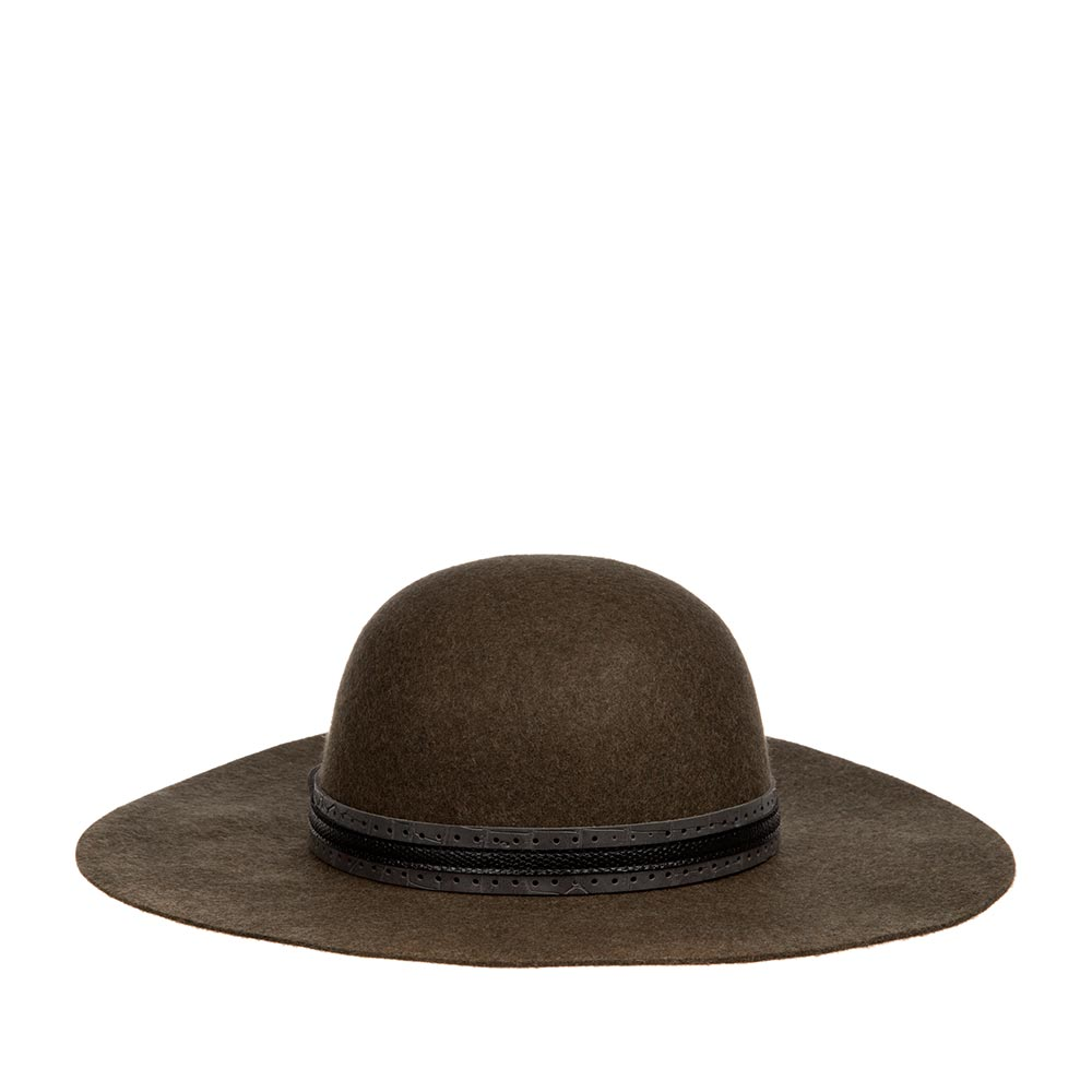 Шляпа с широкими полями HERMAN QUEEN TOWN фото