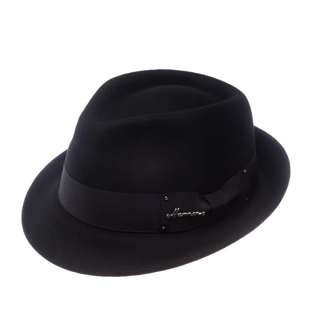 Шляпа HERMAN арт. DON HAWK (черный)