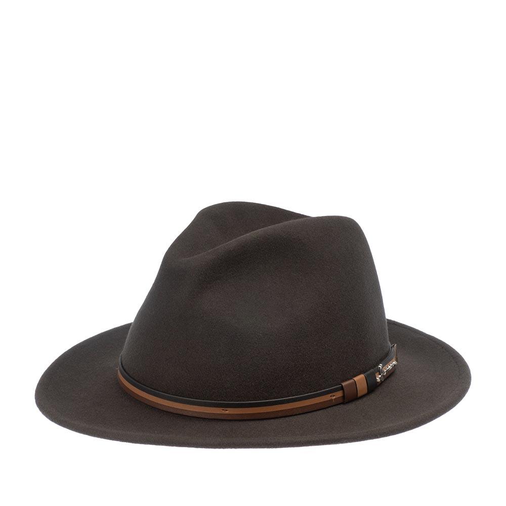 Шляпа федора HERMAN MAC CARTHY фото