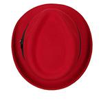 Шляпа STETSON арт. 1238101 TRILBY (красный)