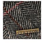 Кепка STETSON арт. 6210505 KENT EF (коричневый)