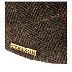 Кепка STETSON арт. 6210505 KENT EF (темно-коричневый)
