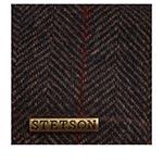 Кепка STETSON арт. 6620505 DUCK (темно-коричневый)
