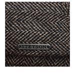 Кепка STETSON арт. 6380502 BELFAST WOOLRICH (темно-серый)