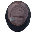 Кепка STETSON арт. 6380502 BELFAST WOOLRICH (светло-синий)