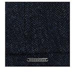 Кепка STETSON арт. 6840514 HATTERAS WOOLRICH (темно-синий)