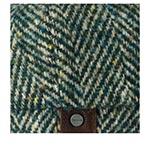 Кепка STETSON арт. 6840518 HATTERAS EF HERRINGBONE WV (зеленый)