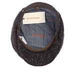 Кепка STETSON арт. 6840601 HATTERAS DONEGAL (черный / синий)