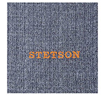 Кепка STETSON арт. 6840601 HATTERAS DONEGAL (коричневый / синий)