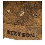 Кепка STETSON арт. 7497105 ARMY CAP PIGSKIN (рыжий)