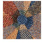 Кепка STETSON арт. 6840317 HATTERAS (коричневый / голубой)