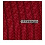 Шапка STETSON арт. 8519301 NORTHPORT (красный)