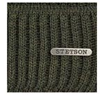 Шапка STETSON арт. 8529301 PARKMAN (оливковый)