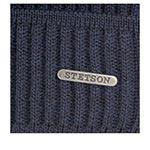 Шапка STETSON арт. 8529301 PARKMAN (темно-синий)