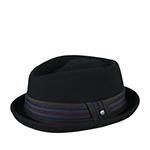 Шляпа STETSON арт. 1398101 VALEMA (черный)