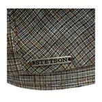 Кепка STETSON арт. 6433201 4-PANEL CAP LINEN (коричневый)