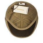 Кепка STETSON арт. 6611102 TEXAS CANVAS (оливковый)