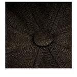 Кепка STETSON арт. 6841125 HATTERAS CANVAS (серый / коричневый)