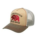 Бейсболка STETSON арт. 7751101 TRUCKER CAP BEAR (бежевый) {53}