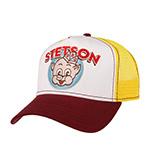 Бейсболка STETSON арт. 7751135 TRUCKER CAP BBQ (белый / желтый) {89}