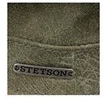 Кепка STETSON арт. 7437101 ARMY CAP PIGSKIN (оливковый)