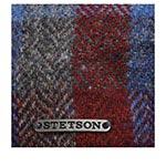 Кепка STETSON арт. 6620304 DUCK PATCHWORK (синий / красный)