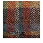 Кепка STETSON арт. 6620304 DUCK PATCHWORK (коричневый / зеленый)