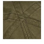 Кепка STETSON арт. 6611107 TEXAS ORGANIC COTTON (оливковый)