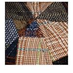 Кепка STETSON арт. 6613904 TEXAS PATCHWORK (синий / серый)