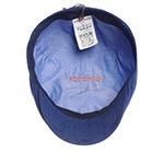 Кепка STETSON арт. 6621501 DUCK CAP COTTON LINEN (ярко-синий)