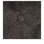 Кепка STETSON арт. 6642501 6-PANEL CAP SILK (серый)