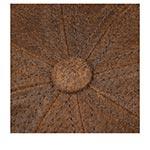 Кепка STETSON арт. 6897101 8-PANEL PIGSKIN (светло-коричневый)