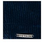 Кепка STETSON арт. 6861101 8-Panel Cap Cord (темно-синий)