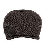 Кепка STETSON арт. 6640801 6-PANEL CAP STRUCTURE (темно-серый)
