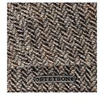 Кепка STETSON арт. 6840510 HATTERAS HERRINGBONE (темно-серый)