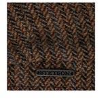 Кепка STETSON арт. 6840510 HATTERAS HERRINGBONE (светло-коричневый)