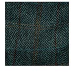 Кепка STETSON арт. 6380515 DRIVER HARRIS TWEED (синий / серый)