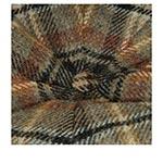 Кепка STETSON арт. 6840330 HATTERAS WOOL CHECK (коричневый / бежевый)