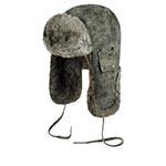 Шапка STETSON арт. 9217101 BOMBER PIGSKIN RABBIT (серый)