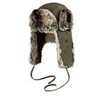 Шапка STETSON арт. 9297102 BOMBER PIGSKIN (оливковый)