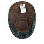 Кепка STETSON арт. 6610503 TEXAS HERRINGBONE (зеленый)