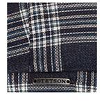 Кепка STETSON арт. 6840326 HATTERAS VIRGIN WOOL (синий / белый)