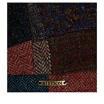 Кепка STETSON арт. 6840907 HATTERAS PATCHWORK (коричневый / красный / синий)