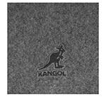 Кепка KANGOL арт. 0258BC Wool 504 (серый)