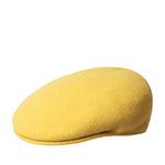 Кепка KANGOL арт. 0258BC Wool 504 (желтый)