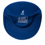 Кепка KANGOL арт. 0258BC Wool 504 (синий)