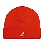Шапка KANGOL арт. 2978BC Acrylic Cuff Pull-On (оранжевый)