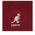 Кепка KANGOL арт. K0875FA Seamless Wool 507 (бордовый)