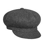 Кепка KANGOL арт. 0259BC Wool Spitfire (темно-серый)